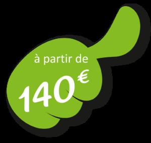 Pouss'eco à partir de 650€