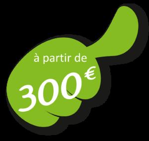 Pouss'primo à partir de 650€