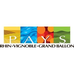 Le logo du Pays Rhin Vignoble Grand-Ballon