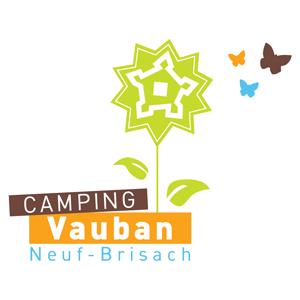 Le logo du Camping Vauban