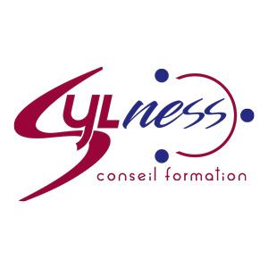 Logo Sylness : relation entre les organismes de formation, les entreprises et les OPCAS