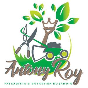le logo d'Antony Roy Paysagiste